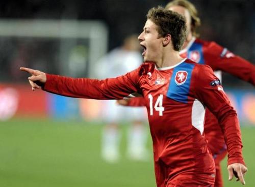 Chequia eliminó a Montenegro y estará en la Eurocopa 2012. Foto:lainformacion.com/EFE