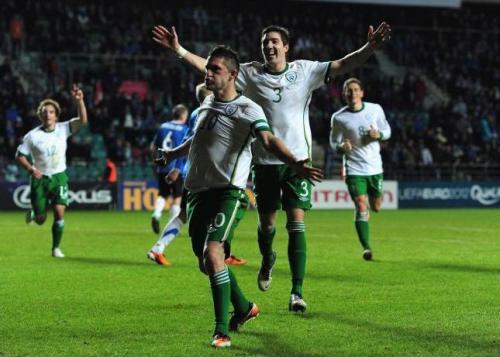 Irlanda pasó con Robbie Keane. Foto:lainformacion.com/EFE