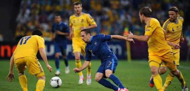 Ucrania contra Francia