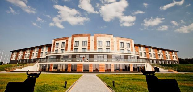 El hotel en el que se alojará España durante la Euro 2012