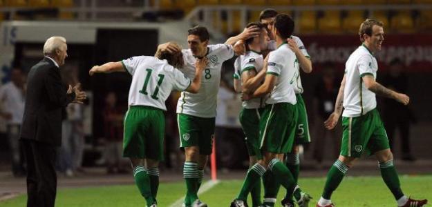Selección de Irlanda. Foto: lainformacion.com