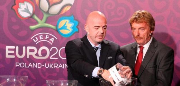 Sorteo de la Eurocopa 2012/lainformacion.com/EFE