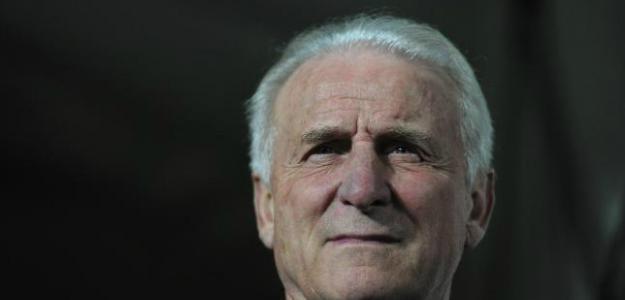 Giovanni Trapattoni, seleccionador de EIRE. Foto: lainformacion.com/Getty Images
