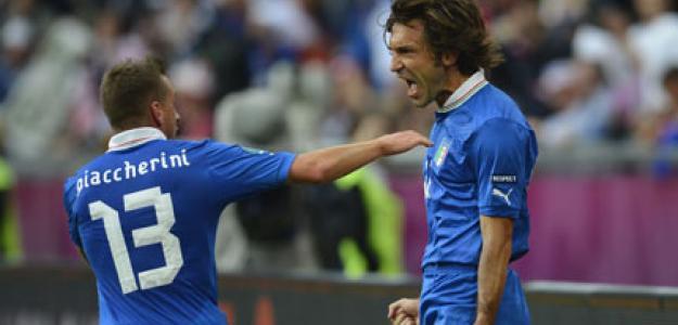 Italia en la Eurocopa 2012