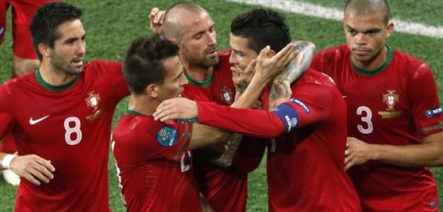 Portugal en la Eurocopa 2012
