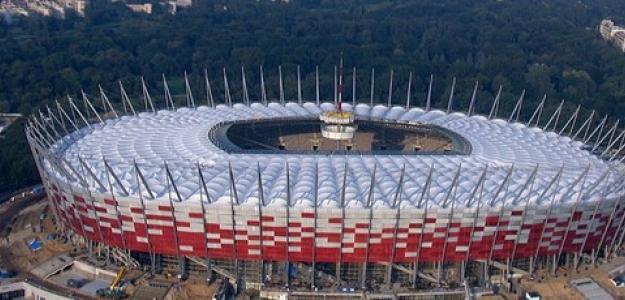 Estadio Nacional de Polonia (Stadion Narodowy)