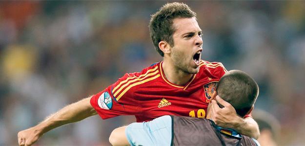 Jordi Alba. Foto: lainformacion.com
