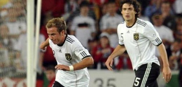 Selección alemana/ lainformacion.com/ EFE