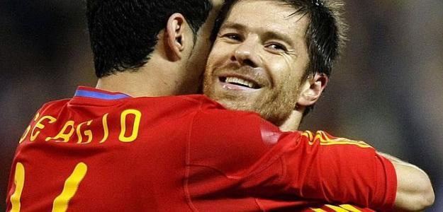 El problema de España es su doble pivote. Foto:anestesiadeportiva.blogspot.com