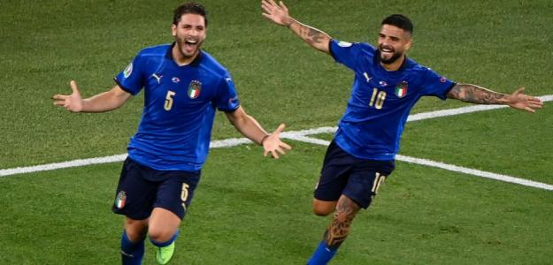 Análisis y pronósticos octavos final Eurocopa 2021 Italia. Foto: gettyimages