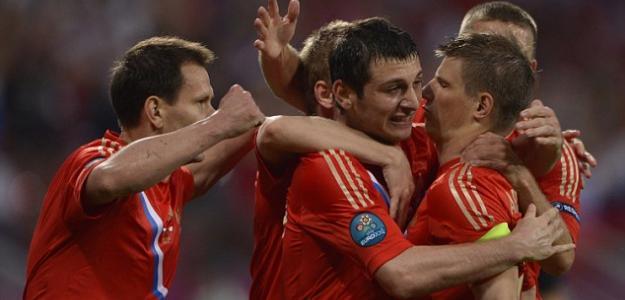 Rusia gana a la República Checa