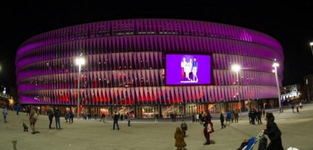Bilbao, sede de partidos en Uefa Euro 2021. Foto: gettyimages