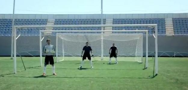 El nuevo anuncio de Adidas para la Eurocopa 2012