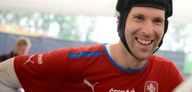 Cech, una de las estrellas de la Eurocopa. Foto:lainformacion.com/EFE