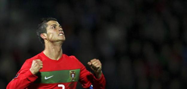 Cristiano Ronaldo. Foto: lainformacion.com
