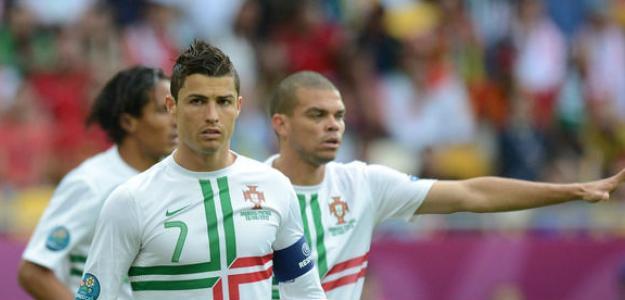 Portugal-Dinamarca, Eurocopa 2012