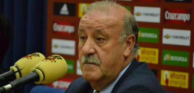 Vicente Del Bosque Foto: Lainformacion.com