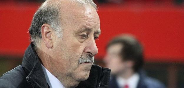 Vicente Del Bosque, seleccionador de España