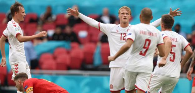 Dinamarca e Inglaterra, favoritas Eurocopa 2021. Foto: gettyimages