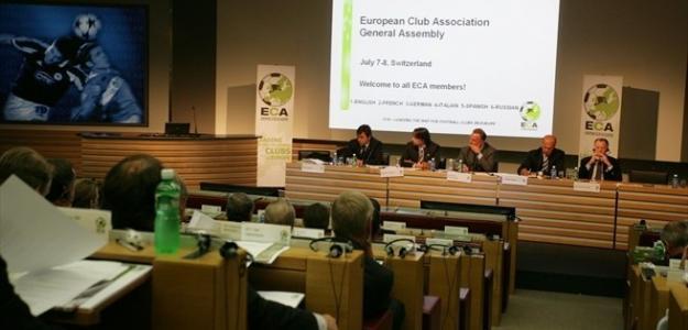 Reunión ECA/uefa.com