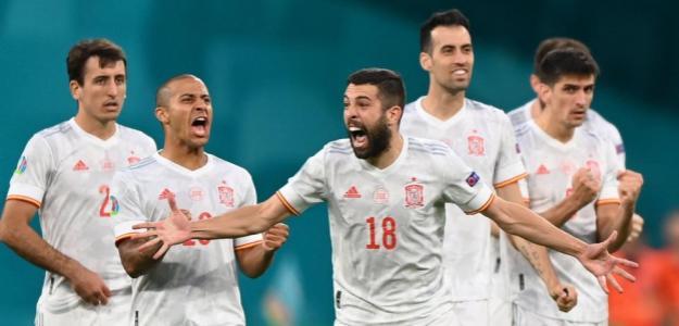 España, claves de su éxito en Eurocopa 2021. Foto: gettyimages