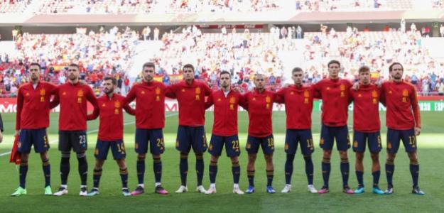 Selección española, debut en Eurocopa 2021. Foto: gettyimages