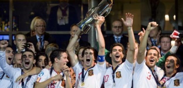 España gana la Eurocopa sub 21
