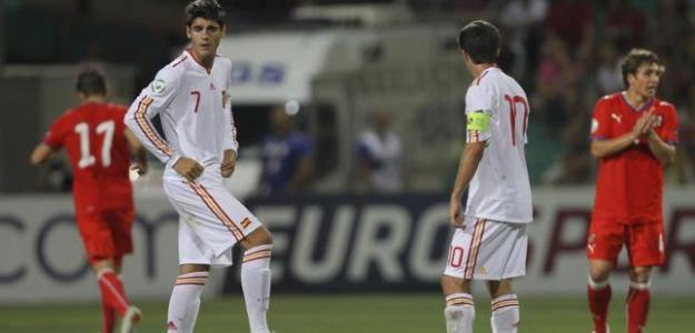 España Sub'19/lainformacion.com/Nacho Díaz