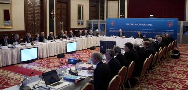 Comité Ejecutivo/Uefa.com