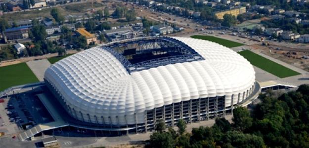 Stadion Miejski de Poznan