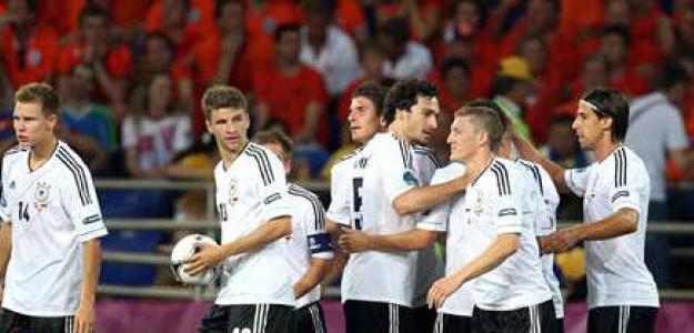 Alemania vence a Dinamarca