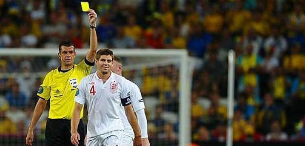 Inglaterra e Italia en la Eurocopa 2012