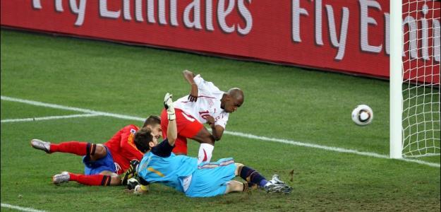 Suiza-España, Mundial 2010