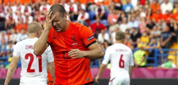 Holanda no ha podido ganar a Dinamarca