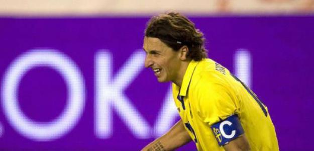 Zlatan Ibrahimovic. Foto: Lainformacion.com