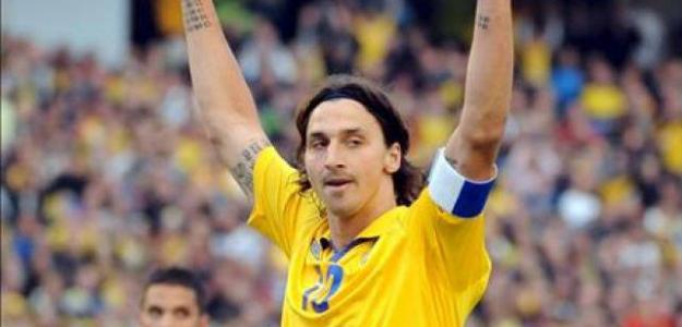 Ibrahimovic. Foto: lainformacion.com