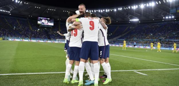 Inglaterra, opciones ganar Eurocopa 2021. Foto: gettyimages