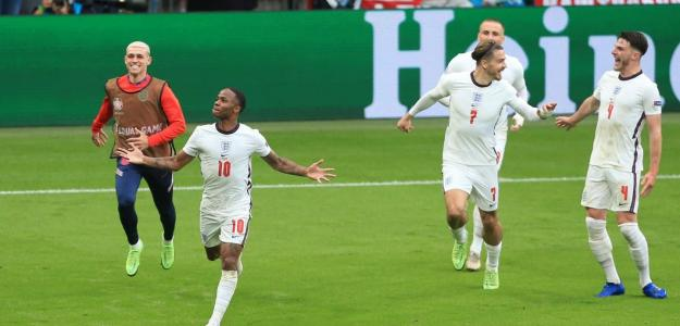 Inglaterra, gran candidata al título en Eurocopa 2021. Foto: gettyimages