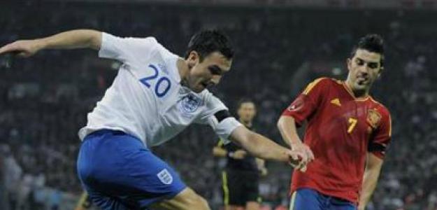 Inglaterra-España. Foto: lainformacion.com