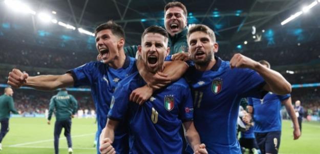 Italia Inglaterra, final Eurocopa 2021. Pronóstico. Foto: gettyimages