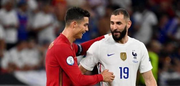 Enfrentamientos octavos de final Eurocopa 2021. Foto: gettyimages