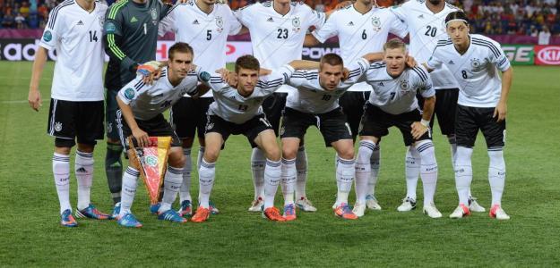 Alemania ha sido, hasta ahora, el mejor equipo del torneo. Foto:twitter.com