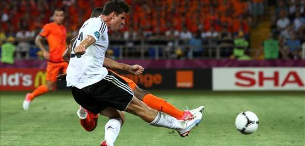 Mario Gomez es el favorito para ser el mejor jugador. Foto:twitter.com