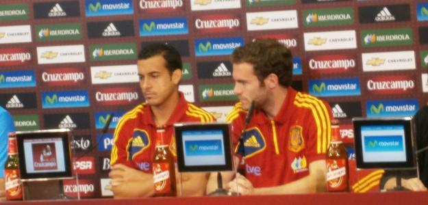 Pedro y Mata. Foto: José David López