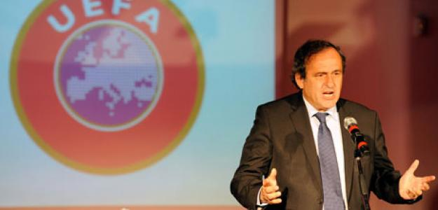 Michel Platini/guardian.co.uk