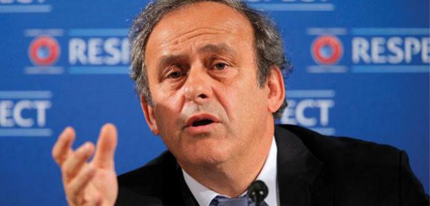 Michel Platini/uefa.com