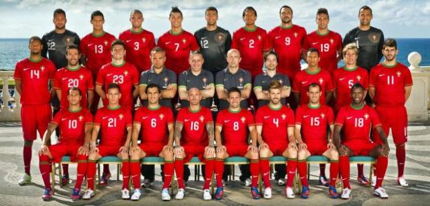 Portugal se la juega ante Dinamarca. Foto:lainformacion.com/EFE