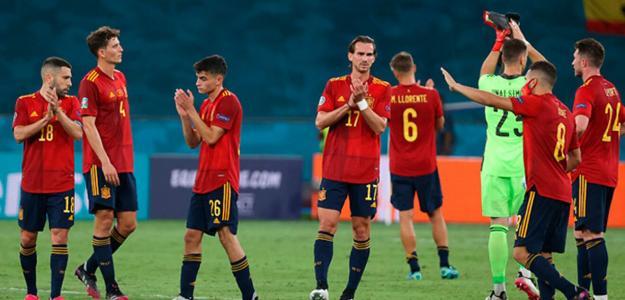 Opciones clasificación España en Eurocopa 2021. Foto: gettyimages