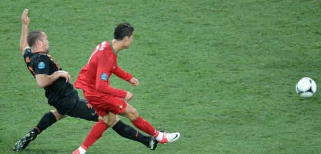 Ronaldo, con dos goles, fue el gran protagonista. Foto:twitter.com