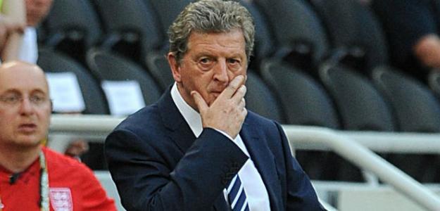 Roy Hodgson contra Francia